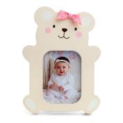 Little Me Baby Girl Photo Frame