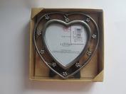 Heart Shape Picture Frame 8.9cm x 8.9cm