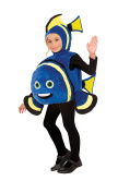 Forum Novelties Child's Plush Fish Costume Blue