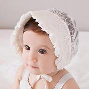 Sun Hat Summer Cotton Bucket Hat Toddler & Children Girls Brim Beach Hat
