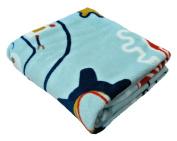 Baby Blanket (Robot)