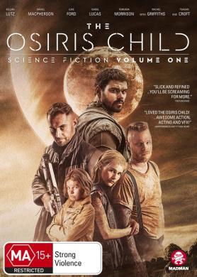 The Osiris Child: Science Fiction - Volume One