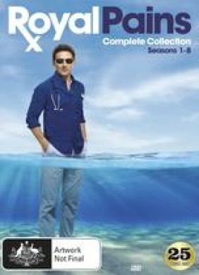 Royal Pains: Complete Collection (Season 1 - 8)