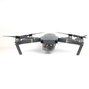 XCSOURCE Gimbal Camera Integral Cover Lens Protective Snap Hood Cap Guard for DJI Mavic Pro FPV Drone Transparent Grey RC577