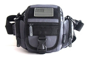 East West U.S.A RT527 Tactical Multi-Functional Molle Assault Sling Utility Bag