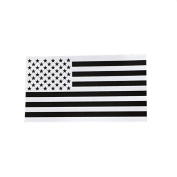 YRD TECH Flags Decal American Flag Sticker for Car Window, Laptop, Motorcycle, Walls, Mirror and More