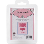 Ultimate Crafts Magnolia Lane Thank you Tag Set ULT157534