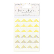 Dovecraft Back to Basics Baby Steps - Card Craft Embellishment Photo Corners
