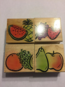 hero arts poetic prints fruit