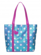 Three Cheers for Girls Dots Sequin Tote