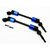 Traxxas E-Revo E-Maxx Revo 3.3 T-Maxx 3.3 and Summit Front or Rear Steel CVD Driveshafts Axles RVO288E06