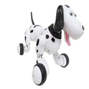 2.4Ghz Rc Robot Dog Smart Dog Electronic Pets Kid's Toy, Remote Control Dog Toy Interactive Puppy with Immersive Sound