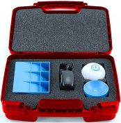 Hard Storage Carrying Case For Sphero 2.0 The App-Controlled Robot Ball - Stores Sphero 2.0, Charger And Accessories, Safely - Red