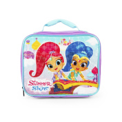 Shimmer and Shine Nickelodeon Light Blue Insulated Lunch Kit