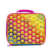 Emoji Rainbow Party Insulated Lunch Kit