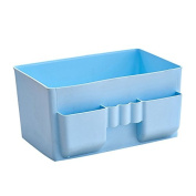 CLG-FLY Cosmetics Packing Box, Storage Box, Storage Cabinet, Storage Blue