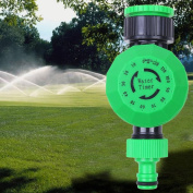 Automatic Mechanical Water Timer- No batteries required - Hose End ,Tuscom