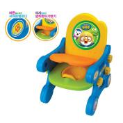 Pororo Melody Potty Toilet Training, Comfort Potty Training Seat