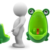 Training Potty Lovely Frog Children Kids Potty Removable Toilet Training Kids Urinal Early Learning Boys Pee Trainer Bathroom