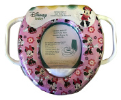 Disney Minnie Mouse Soft Potty Seat with Handles
