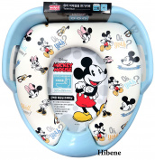 Disney Mickey Mouse Classic Children Potty Soft Toilet Training Seat Cover