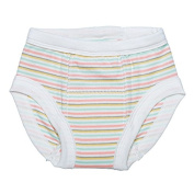 Organic Training Pants - 2-4 Years - Butterfly Stripe