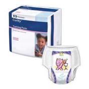 Medtronics - Curity Runarounds Girl Training Pants Medium Under 15kg., 2T-3T - Paediatric Training Pants - 26pcs/PK