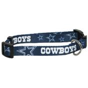 NFL Dallas Cowboys Adjustable Pet Collar