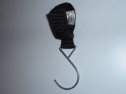 Mobility strap hooks to carry your bags,purse attaches to stroller, wheelchair