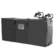 Artempo Gate Cheque Bag Organiser for Standard and Double Strollers, Black