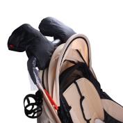 Winter Waterproof Nylon Stroller Gloves YETCST-02