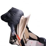 Winter Waterproof Nylon Stroller Gloves YETCST-01