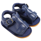 Keepwin Baby Boy's Sandals PU Leather Solid Outdoor Sport Casual Sandals