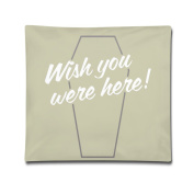 Wish You Were Here Images Throw Pillows Pillowcase Plastic Pillow Covers With Zipper