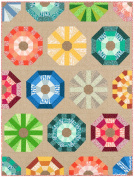 Elizabeth Hartman Sea Urchins Quilt and Pillow Pattern