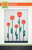 Hunter's Design Studio Bloomin' Quilt Pattern