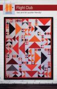 Hunter's Design Studio Flight Club Quilt Pattern