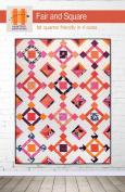Hunter's Design Studio Fair and Square Quilt Pattern