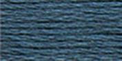 Dmc Pearl Cotton Ball Size 5 53Yd-Dark Antique Blue