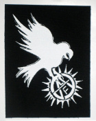 Animal Liberation Front (ALF) Patch