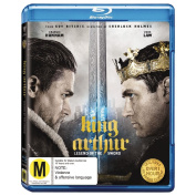King Arthur Legend Of The Sword Blu-ray  [Region B] [Blu-ray]