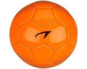 Avento Unisex 16XF Glossy Mini Football, Fluorescent Orange/Black, 2