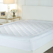 Concierge Collection Diamond Quilted 5.1cm Fiberbed King