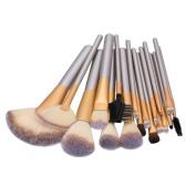 Magic Makalon 18Pcs Blending Pencil Foundation Eye shadow Makeup Brushes Eyeliner Brush