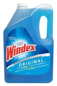 S C JOHNSON Windex 1.32 Gallon / 5 Litre Pro Refill. Easy Pour Bottle