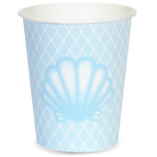 Mermaids Under the Sea Party Supplies - 270ml Cups
