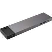HP Elite Thunderbolt 3 90W Dock - 4 x USB 3.0 - Network (RJ-45) - VGA - DisplayPort - Audio Line In