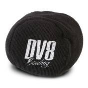 DV8 Microfiber Xtra Large Grip Ball, Black