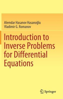 Introduction to Inverse Problems for Differential Equations