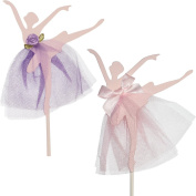 Large Ballerina Cake Toppers